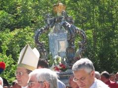 Il vescovo Bruno Forte